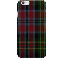 01379 Sir George Etienne Cartier Commemorative Tartan Fabric Print Iphone Case iPhone Case/Skin