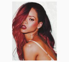 Rihanna Red by HcoJontonio