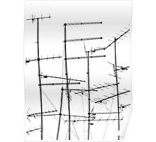TV Antennas Poster