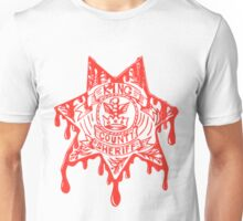 King County Badge - The Walking Dead Unisex T-Shirt