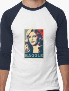 Baggle Men's Baseball ¾ T-Shirt