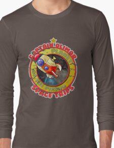Pikmin Space Trips Long Sleeve T-Shirt