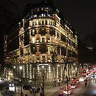 London Embankment at Night by karina5