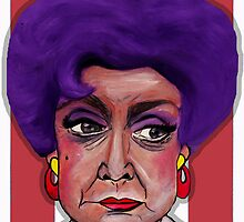 MRS. SLOCOMBE - from the 'Comedy' range by YouRuddyGuys