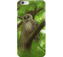 Silent Watcher iPhone Case/Skin