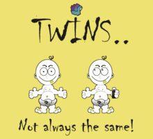 i-brow design: ( i-twins ) Kids Clothes
