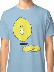 Lemon cartoon Tshirt Classic T-Shirt