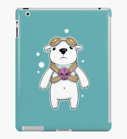 Polar Pilot iPad Case/Skin