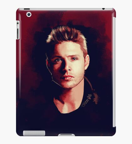 Dean Portrait iPad Case/Skin