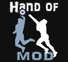 Hand of mod by GingerJohn