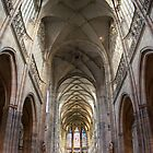 St. Vitus Cathedral by Vladimir Fomin