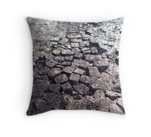 Cobbled  Throw Pillow