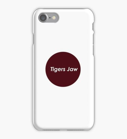 Tigers Jaw iPhone Case/Skin
