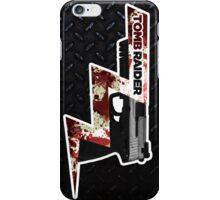 Tomb Raider 2013 'Pistol' iPhone Case/Skin