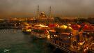 Bosporus Sun by Ted Byrne