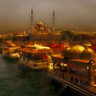 Bosporus Sun by Ted Byrne