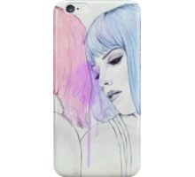 Halsey Ghost Music Video Art iPhone Case/Skin