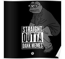 Dank Memes ( PEPE ) Poster
