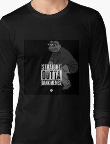 Dank Memes ( PEPE ) Long Sleeve T-Shirt