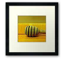 Just Add Honey Framed Print