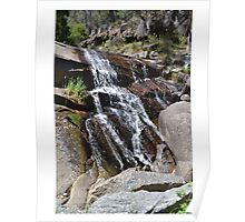 Charman Falls (first drop) Poster