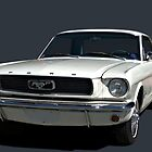 1966 Mustang by TeeMack