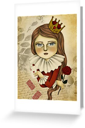 The Queen of Hearts by Amalia K