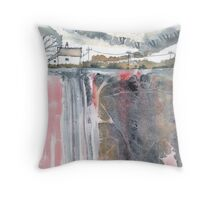 By Rothes 2, Moray, Scotland - 2011 Throw Pillow