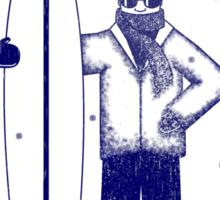 Superior Surf Club Sticker