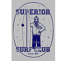 Superior Surf Club Photographic Print