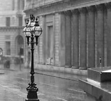 Rain in London by RoryMackenzie