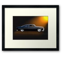1950 Ford Custom Coupe 4 Framed Print