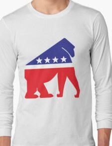 Gorilla Party! Long Sleeve T-Shirt