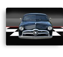 1950 Ford Custom Coupe 2 Canvas Print