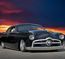 1950 Ford Custom Coupe 1 by DaveKoontz