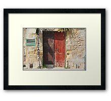 Malta 1 Framed Print