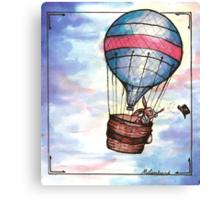 The Adventurist Canvas Print
