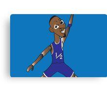 li'l penny hardaway jumpman  Canvas Print
