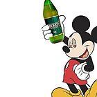 Mickey with his Mickey by jeffaz81