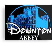 Downton Abbey Castle Metal Print