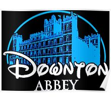 Downton Abbey Castle Poster