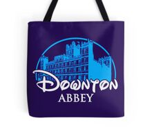 Downton Abbey Castle Tote Bag