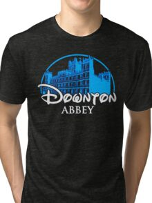 Downton Abbey Castle Tri-blend T-Shirt