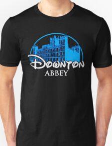 Downton Abbey Castle Unisex T-Shirt