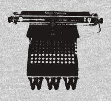 typewriter www T-Shirt