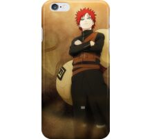 Gaara 1 - Naruto iPhone Case iPhone Case/Skin