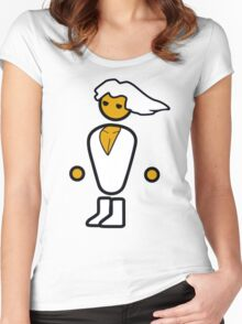 PCMR - Large Women's Fitted Scoop T-Shirt