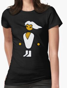 PCMR - Large Womens Fitted T-Shirt