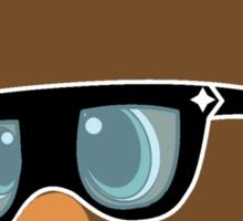 Sirk's Owl Sticker