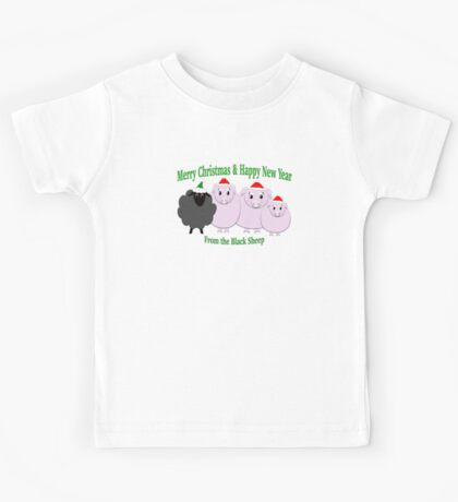 From the Black Sheep Kids Tee